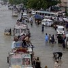 Monsoon rain wreaks further havoc in Karachi, killing 20 more people