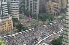 FactCheck: Does this photo show a protest against Covid-19 restrictions in South Korea?