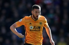 Matt Doherty on the move as Tottenham and Wolves agree £15million fee for Irish defender