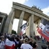 Police break up gathering of thousands protesting pandemic restrictions in Germany