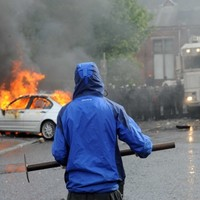 PHOTOS: Violence flares after 12 July parade in Belfast