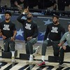 Lakers advance to Western Conference semi-finals as playoffs resume following player boycott