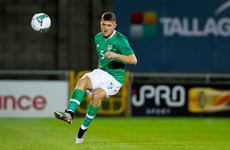 West Brom defender O'Shea earns first senior Republic of Ireland call-up