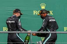 Hamilton criticises 'boring' race tactics after latest Grand Prix win in Belgium