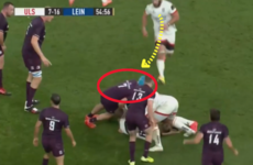 How Will Connors' remarkable tackling helped Leinster to shut down Ulster