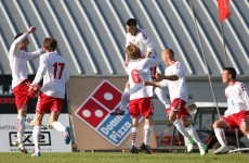 Bohs suffer embarrassing European exit, Pat's through on away goals