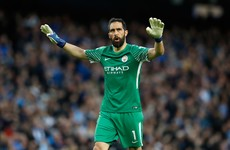 Claudio Bravo makes La Liga return following Manchester City departure