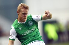 Horgan in line for Championship move as Ireland winger prepares to leave Hibs