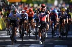 Bennett agonisingly beaten on the line again as wait for Tour de France win goes on