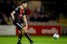 Bohs see off Cabinteely to reach last eight