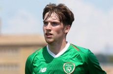 Republic of Ireland U21 winger Mallon switches allegiance to Northern Ireland