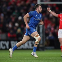 Leinster weigh up big calls in back three and back row against Munster