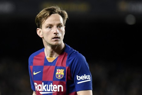 Rakitic collected a Champions League medal and four La Liga titles during his time at Barca.