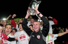 'Probably the most emotional season of my career' - How Stephen Kenny steered Derry through turmoil