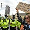 Several arrests at Extinction Rebellion protests in London