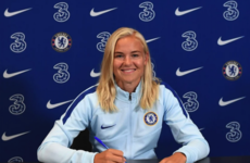 Chelsea snap up 'one of the best players in the world' in Pernille Harder