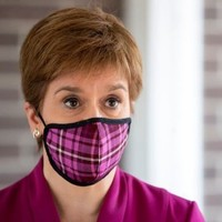 Nicola Sturgeon sets out plans for independence referendum draft bill in 2021