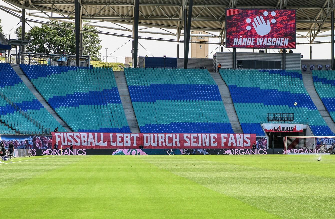 Rb Leipzig Set To Welcome Back Over 8 000 Fans For Bundesliga Opener