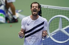 Murray makes spectacular return to grand-slam stage with gruelling comeback victory