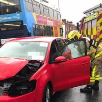 Road users urged to take extra care amid heavy rain