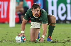 Handre Pollard backs plans for more South African sides to join Pro14