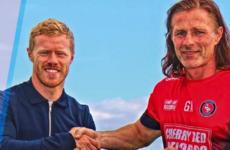 Championship newcomers snap up Ireland international Daryl Horgan
