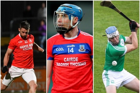 Mattie Donnelly, Conor Cooney and TJ Reid are in actin this weekend.