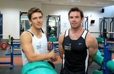 London 2012: Introducing... Ryan Seaton and Matt McGovern
