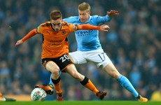 Ireland U21 star Connor Ronan determined to prove his worth to Wolves