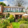 Secret garden and secluded courtyards at this unique south Dublin mews residence