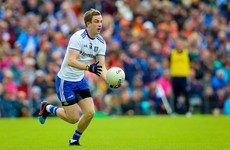 Monaghan suffer big blow as ace forward McCarron is ruled out for the year