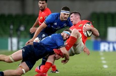 Leinster's Doris resumes his rise after breakthrough season halted