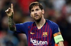 Lionel Messi's future at Barcelona 'difficult', says father and agent