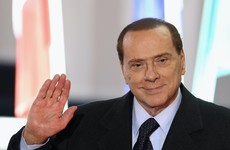 Former Italian PM Silvio Berlusconi tests positive for Covid-19