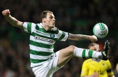 Lennon leaves door open for Anthony Stokes transfer