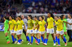 Brazil FA announce equal pay for male and female international players