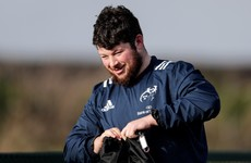 Leinster sign former Munster player Parker on three-month loan