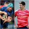 Leinster start Keenan and Connors as Munster make three changes