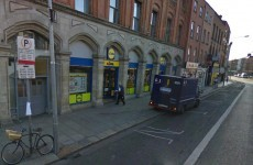 Substantial sum stolen in armed raid at Dublin Lidl store