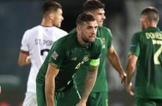 Late Duffy header spares Kenny a debut defeat in Bulgaria