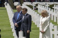 Donald Trump denies report he said US military cemetery was 'filled with losers'