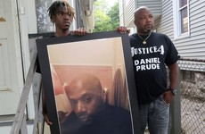 Police officers involved in suffocation of black man wearing 'spit hood' in New York suspended