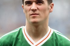 A young Roy Keane 'slaughtering' Packie and dealing with another Setters setback