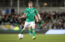 Cruel blow for O'Kane as setback extends Ireland midfielder's two-year absence