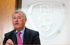 Gary Owens pulls out of race to be permanent CEO of the FAI