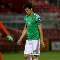 Graham Cummins' third spell at Cork City has come to a premature end