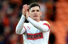Clarke 'heartbroken' after progress hindered by injury on Ireland U21 duty