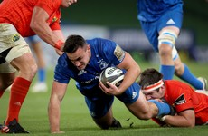 Leinster see off Munster to reach yet another Pro14 final
