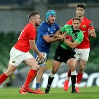 Munster left to lament missed chances against Leinster