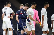 Frustration for Scotland in dress rehearsal for Euros play-off